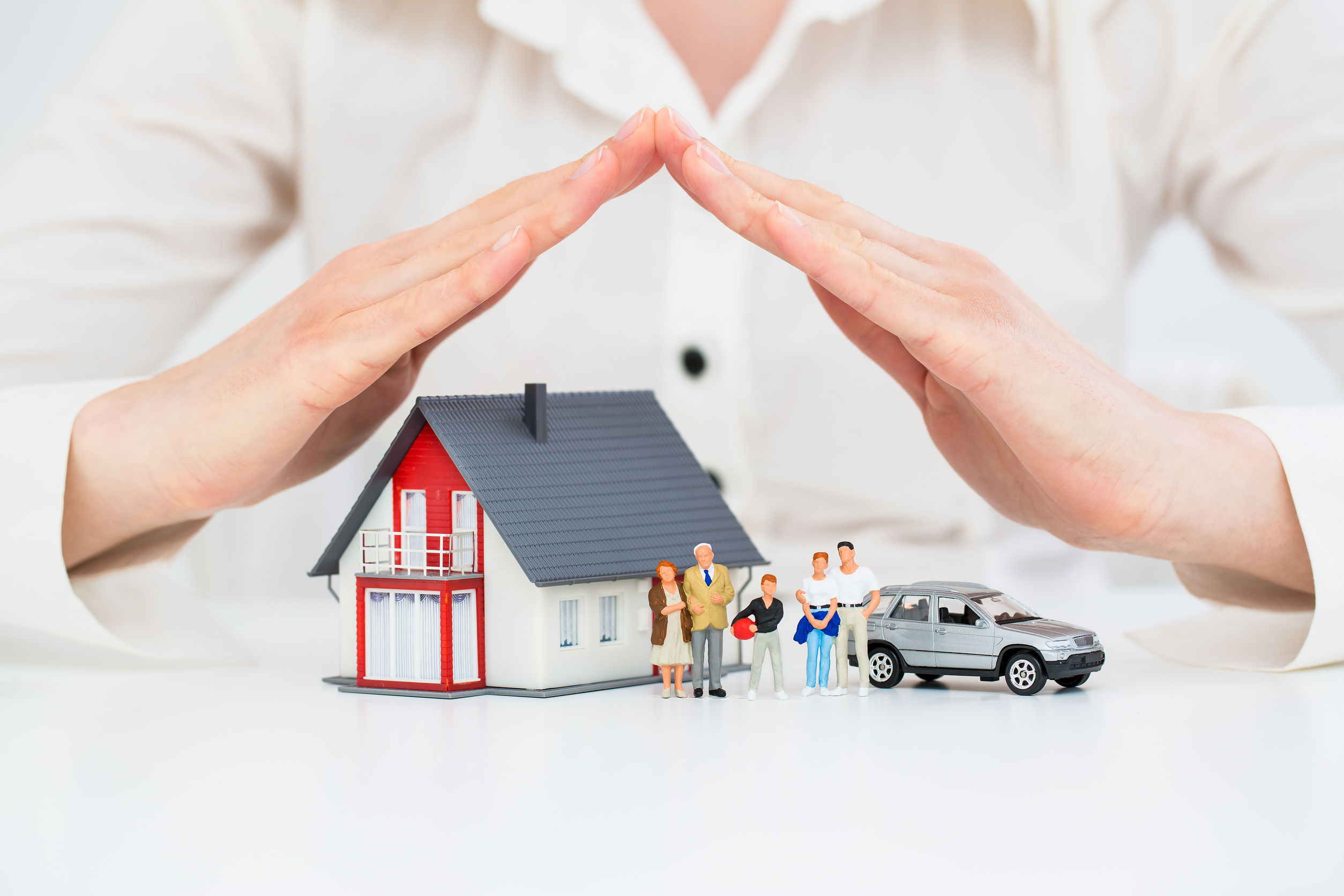 Hope for the Best, Prepare for the Worst: Homeowners' Insurance 101. Image