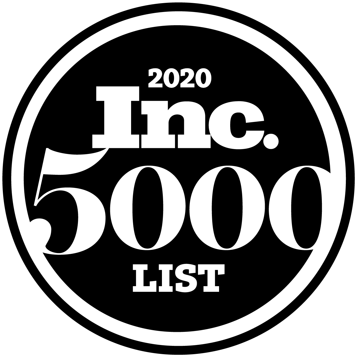 For the 3rd Time, We Insure Appears on the Inc. 5000.   Image