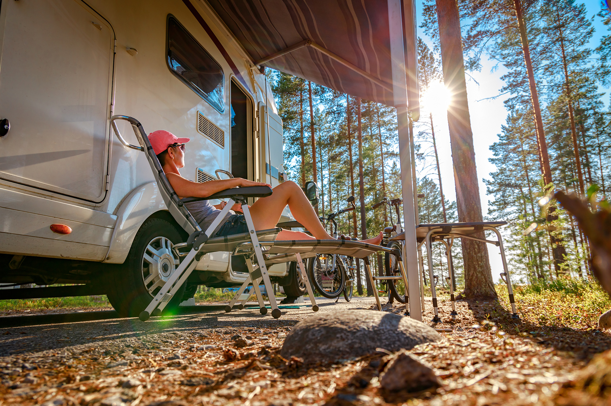 Thinking About Hitting the Road in an RV? Read This First Image