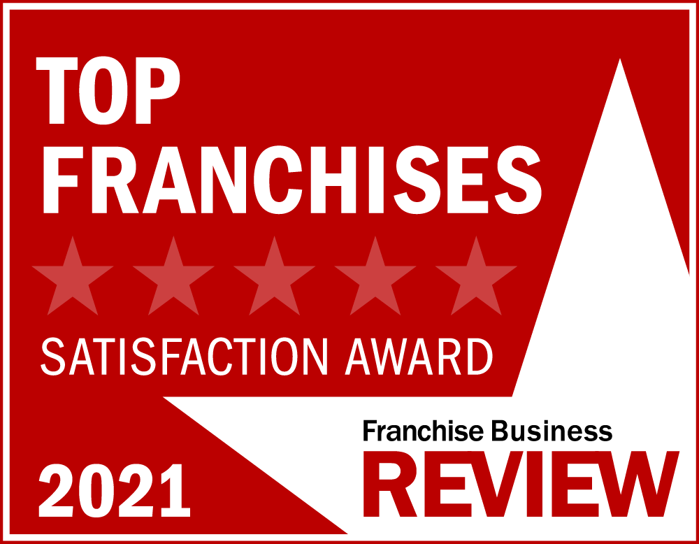 We Insure, Inc.  Named a 2021 Top Franchise by Franchise Business Review Image