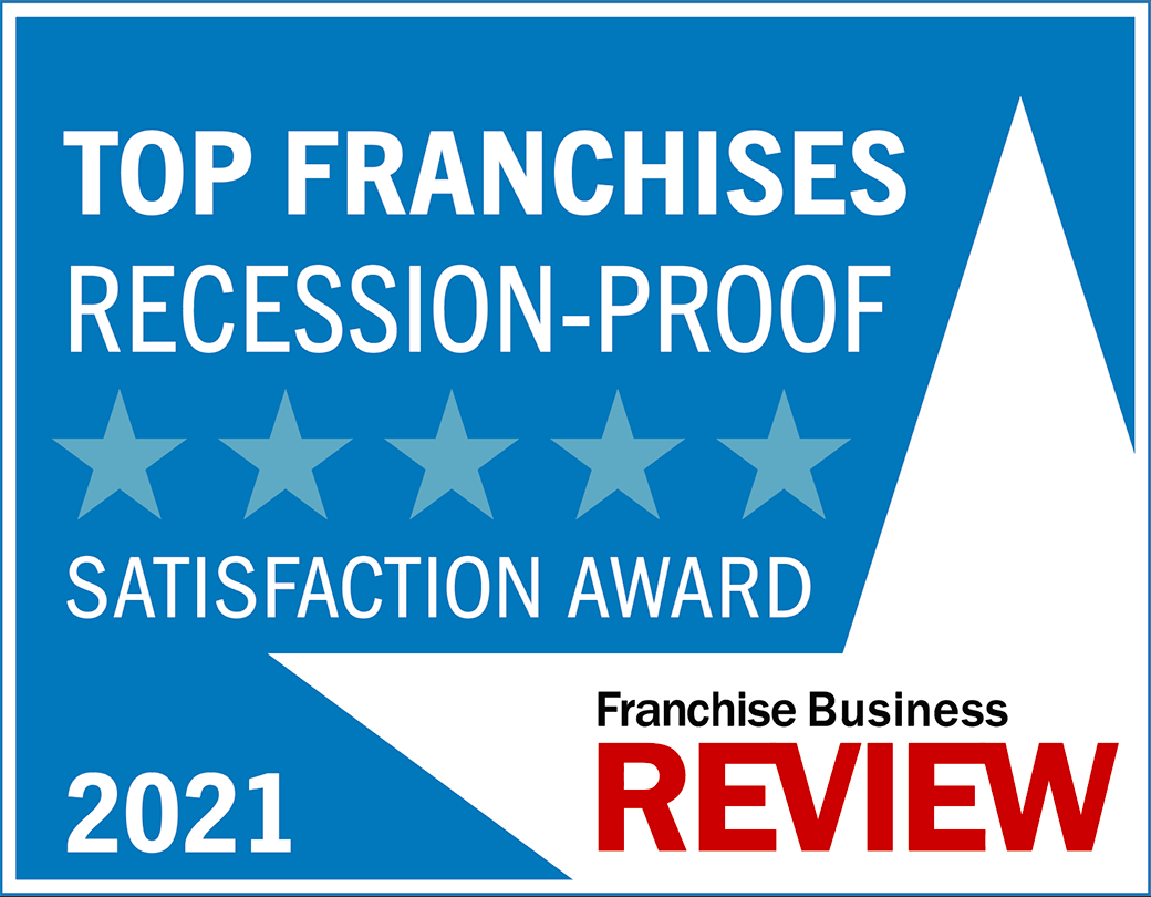 We Insure Named a Top Recession-Proof Business for 2021 by Franchise Business Review Image
