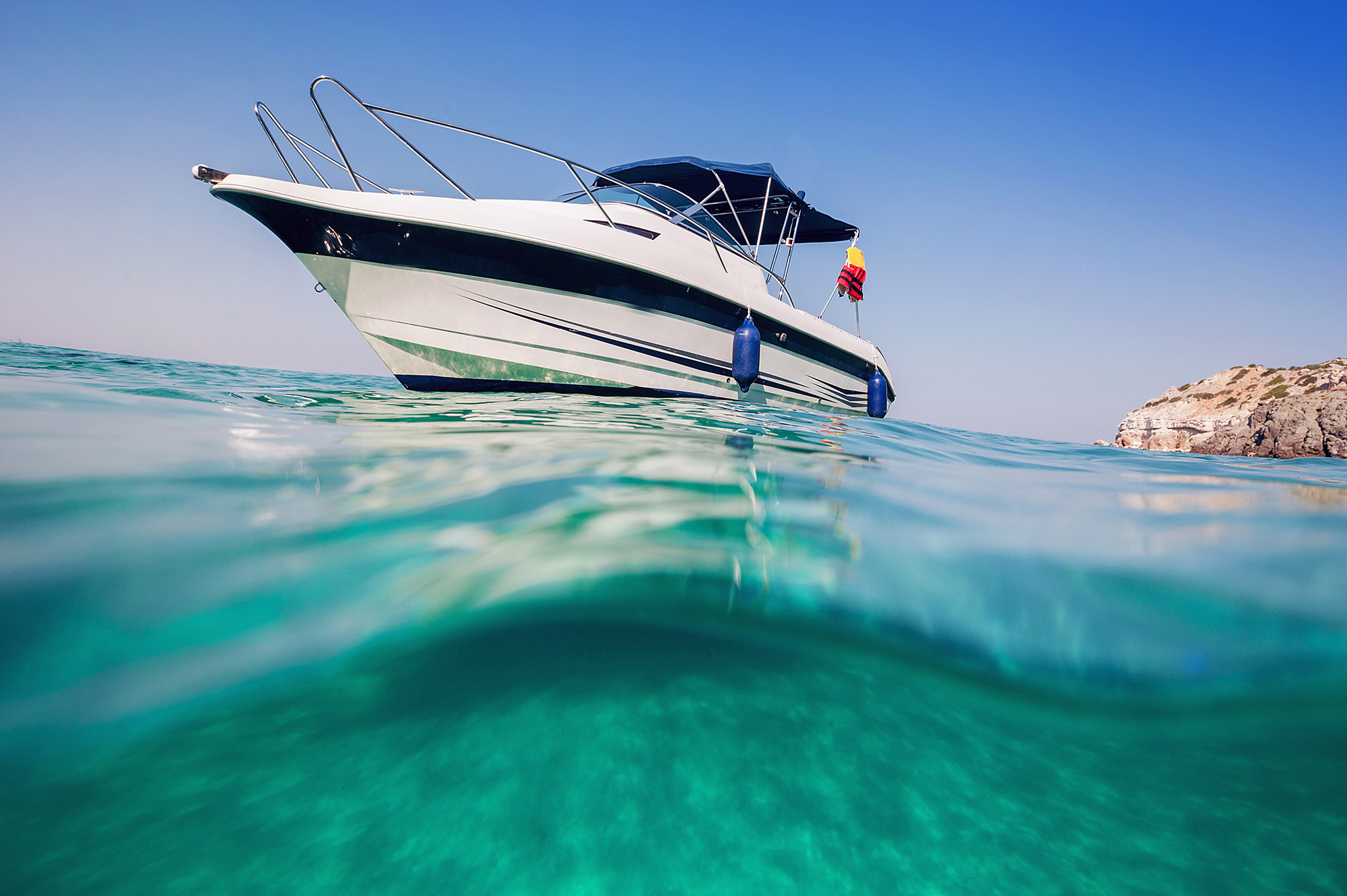 Boat Insurance: You Could Find Yourself in Deep Water Without It Image